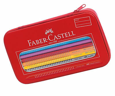 Faber-Castell Colour Grip Colouring and Drawing Set Grip Ballon