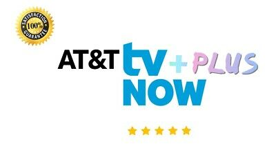 AT&T TV NOW | PLUS | 1 Year Warranty | FAST DELIVERY⚡️