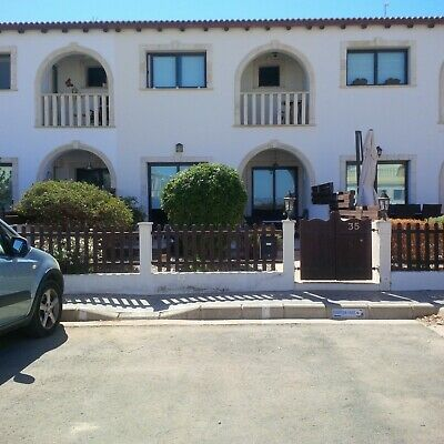 Cyprus-Vrysoulles Freehold 2bedroom Furnished Townhouse With Car & Communal Pool