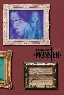 Monster, Vol. 8: The Perfect Edition by Urasawa, Naoki, NEW Book, FREE & FAST De