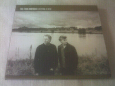 The Finn Brothers - Everyone Is Here - Digipak Cd Album - Crowded House
