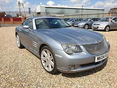 2004 Chrysler Crossfire 3.2 Automatic