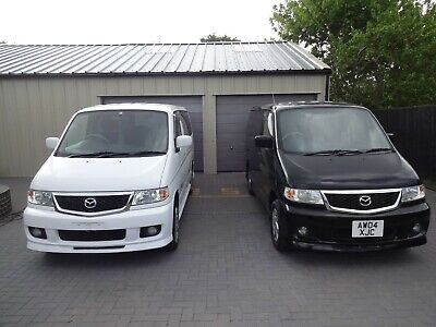 Mazda Bongo's Fresh Imports From £5499