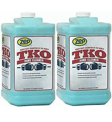 Zep TKO Hand Cleaner Heavy-Duty 1 Gallon (Pack of 2) R54824 Pro Trusted