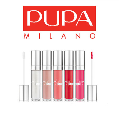 pupa miss pupa gloss gloss labbra ultra brillante effetto volume immediato