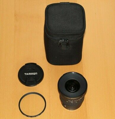 Tamron SP AF 11-18mm Di II LD - For Canon. In pristine condition