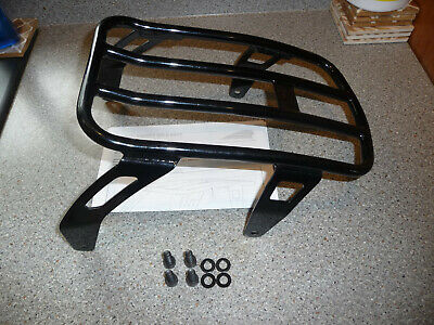 Indian Scout Bobber solo luggage rack black good shape