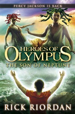 Heroes of Olympus: The Son of Neptune by Riordan, Rick, NEW Book, FREE & FAST De