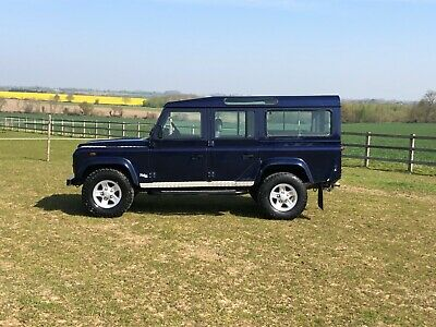 Land Rover defender country 110 TD5