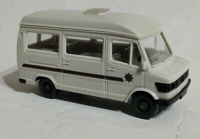 14 267 MB Mercedes Benz 207 D Wohnmobil James Cook OVP #3638 Wiking 1//87 Nr
