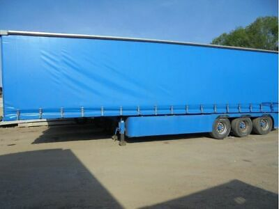 2009 SDC Curtain Sided Trailer