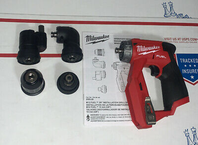 Milwaukee 2505-20 M12 FUEL Installation Drill/Driver 4-in-1 (Tool Only) New