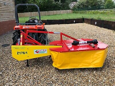 DRUM MOWER 1.35m - COMPACT TRACTOR