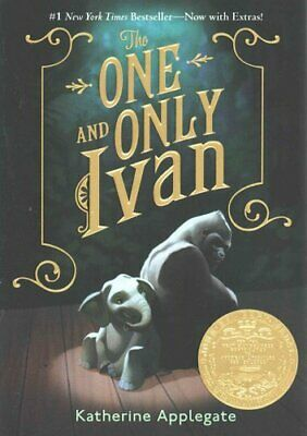 The One and Only Ivan by Katherine Applegate 9780061992278 | Brand New