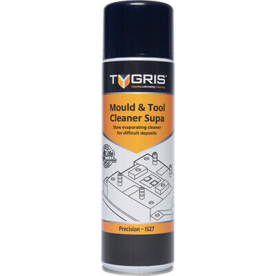 Tygris IS27 MOULD & TOOL CLEANER SUPA SPRAY 480ml