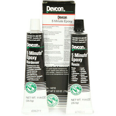 "Devcon 70gm ""5-MINUTE"" Epoxy Adhesive"