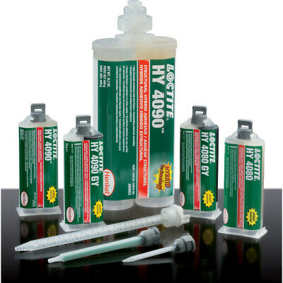 Loctite 4090 TWO COMPONENT GEL - HYBRID ADHESIVE 50gm
