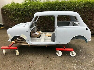 Stunning Classic Mini Mk1 De-Seamed Racing Bodyshell superb Free Delivery *