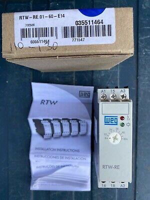 Weg Electronic Relay Unit