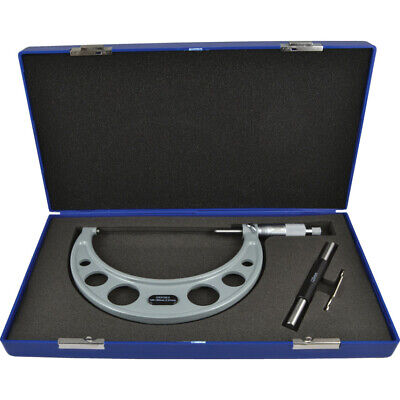 Oxford 25-50mm External Micrometer