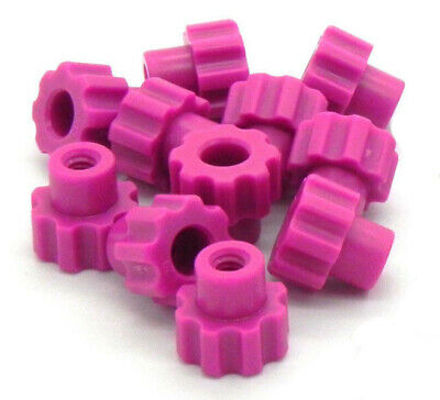 New Thumb Nuts 6//32 Knurled Nylon Pack of 50 #PL1978-A Warranity by Pr-Merchant