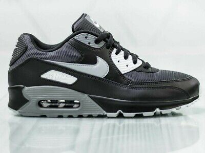 NIKE AIR MAX 90 Essential Blue Army Camouflage Trainers