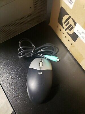 HP Hewlett Packard Wired Optical Mouse PS/2 PS2
