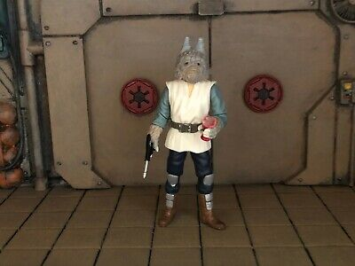 "LOOSE STAR WARS ORIGINAL TRILOGY COLLECTION ""Cantina Member"" FELTIPERN TREVAGG"