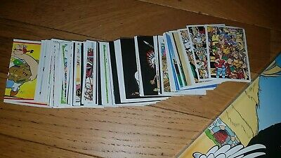 STICKERS PANINI AUTOCOLLANTS ASTÉRIX Carrefour 60 ans lot de 10 images au choix