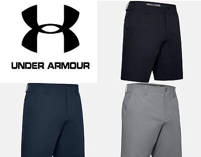 Under Armour UA Golf Iso-Chill Men's Shorts Stretch NEW- FREE SHIPPING - 1358785