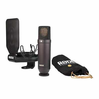 Rode NT1 Kit Condenser Microphone-USED OPEN BOX-