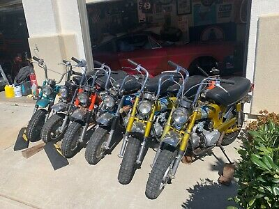 1971 Honda CT  For Sale or Trade Our Rare Collection of (6) Honda's CT70's trail 70