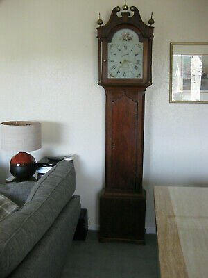 Longcase Grandfather clock  by Denton Northgraves