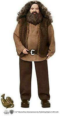 Harry Potter Rubeus Hagrid Collectible Doll, Approx. 12-inch Wearing...