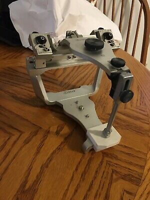 DENAR D5A FULLY-Adjustable Articulator w/carry case