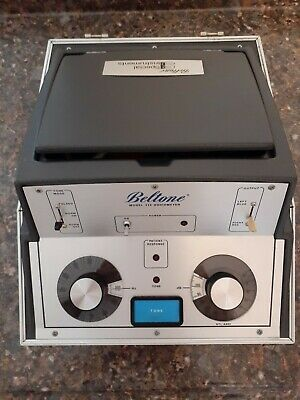 Beltone 119 Special Instruments Audiometer with Headphones & Response Button
