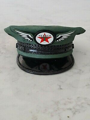 Texaco Aviation Attendant's Cap Bank - Limited Edition - NIB