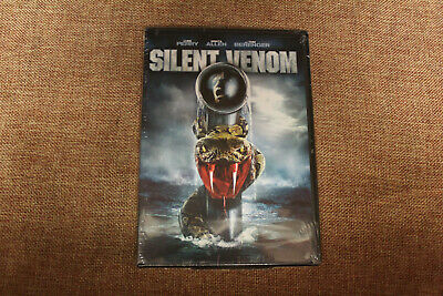 Silent Venom (NEW SEALED DVD 2009) Luke Perry Krista Allen Tom Berenger Snakes