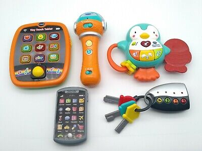 Baby Toddler Early Learning Fun Toys Bundle VTech Etc
