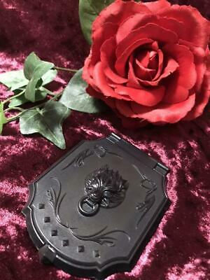 Final Fantasy Ⅶ 7 Official Cloud Compact Mirror Cloudy Wolf SQUARE FF7