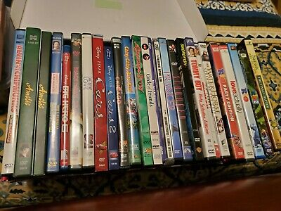 DVDs $1.50 each Buy more and save on shipping