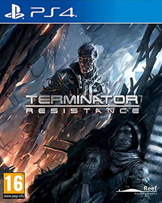 Terminator: Resistance (PS4) (UK IMPORT) GAME NEW