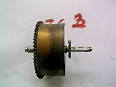 A Enfield Mainspring Barrel  From An Old   Mantle Clock  Ref Zc3