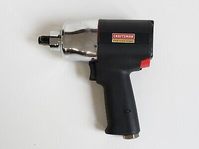 """CRAFTSMAN PROFESSIONAL 1/2"""" Drive Pneumatic Air Impact Wrench - Excellent Cond"""
