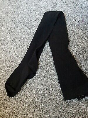 Brand new Girl Next black School Tights 11.12 Years