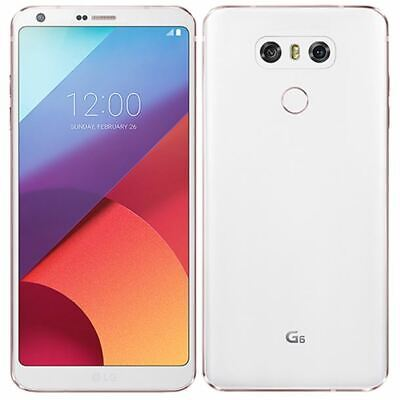 LG G6 32 GB WHITE (Unlocked) from Boot Mobile