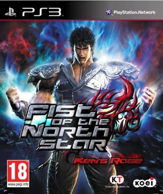Ps3 - First of the North Star - Ken il guerriero - gioco per Playstation 3