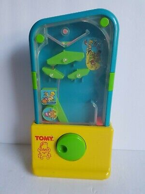 Tomy 1993 Toy Sand Balance High Score Game Vintage