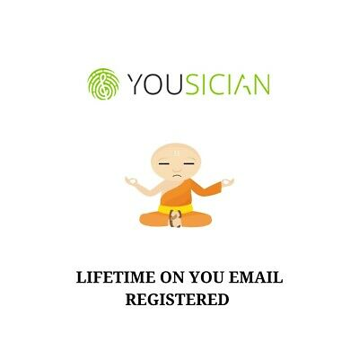 Yousician - Private | Lifetime | Instant