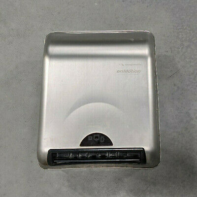 Georgia-Pacific 59466 Emotion Stainless Steel Touchless Paper Towel Dispenser